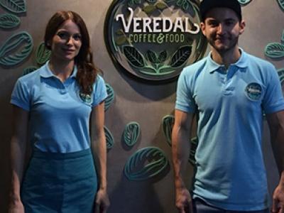 Veredal coffee and food